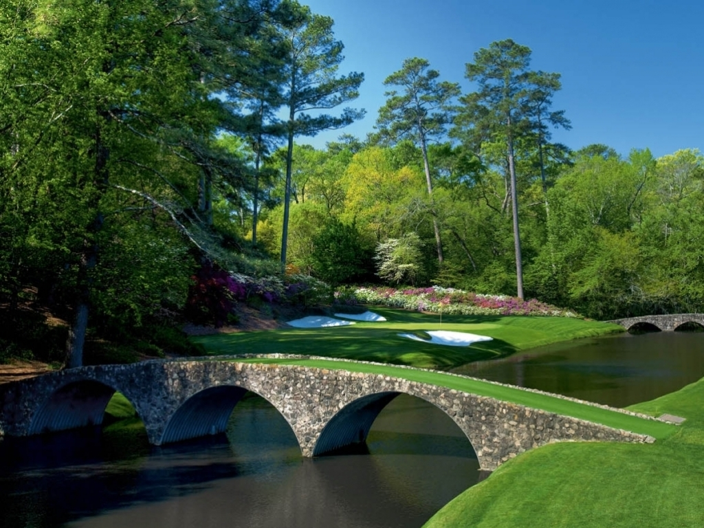 Augusta National Golf Course Tours