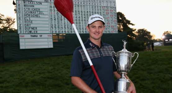 Justin Rose US Open