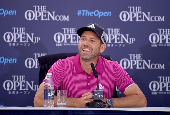 146th Open Championship - Sergio Aguero