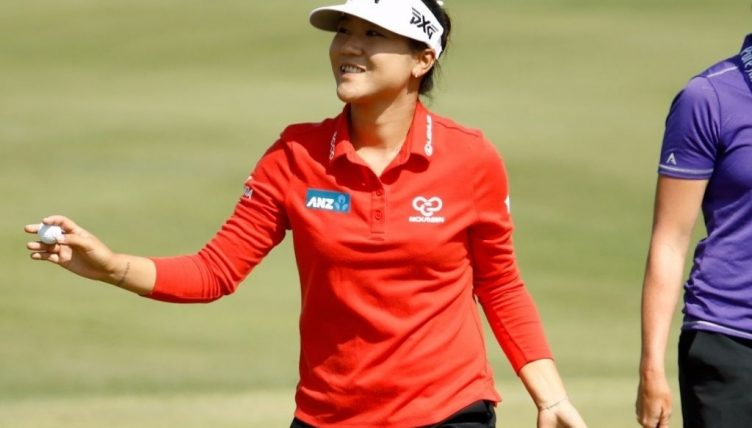 Ko tops leaderboard at LPGA Tour event