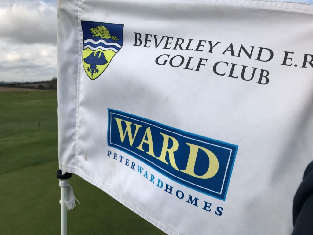 Beverley GC flag