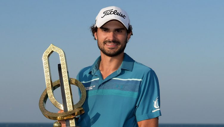 Bradley Neil secures European Tour card with final putt in Oman