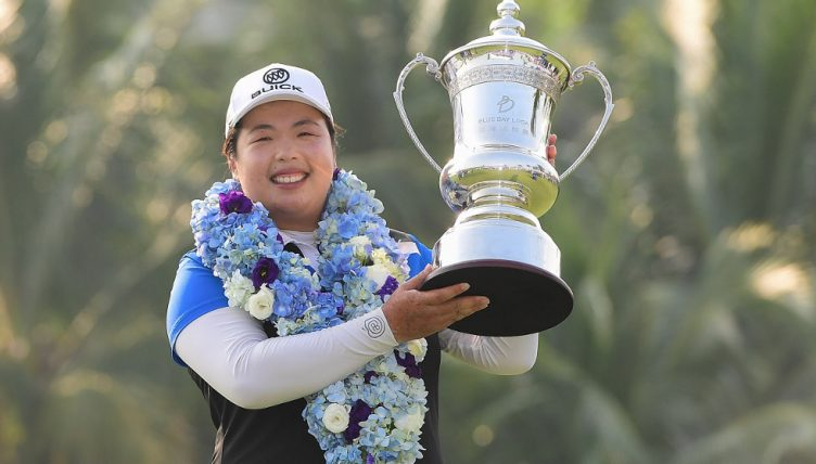 Shanshan Feng wins Blue Bay LPGA