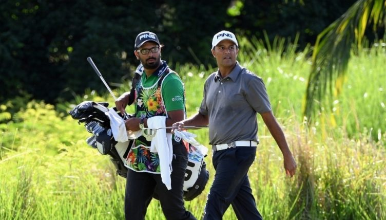 Atwal, de Jager share lead ahead of final round in Mauritius