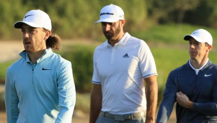 Johnson back in UAE for Abu Dhabi HSBC Championship