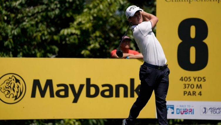 Chris Paisley sets early pace in Kuala Lumpur