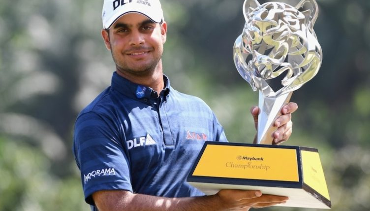 Sharma fires 62 to surge to Maybank Championship win