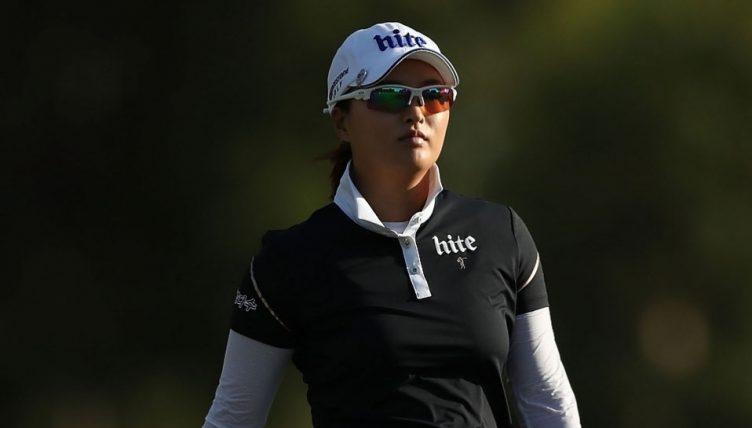 Ko trails Ko at Women's Australian Open