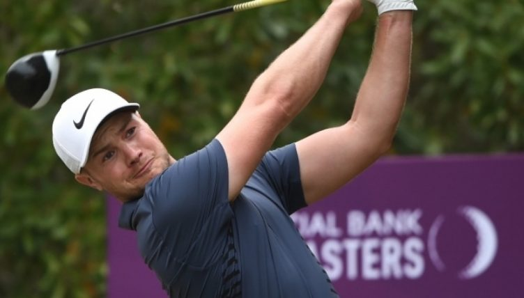 Oliver Fisher and Eddie Pepperell tied at the top in Qatar
