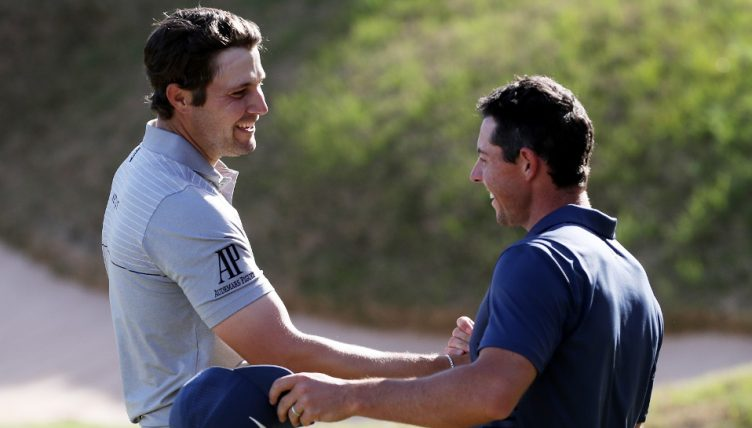 McIlroy beaten in opening round