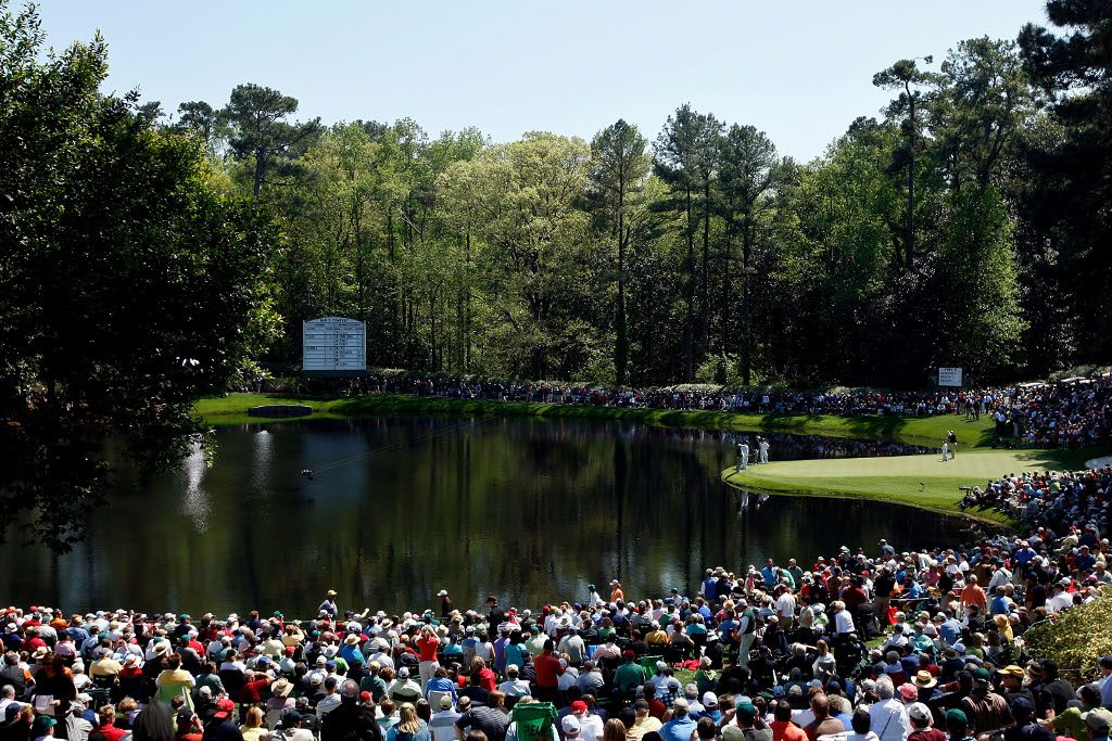 Masters assured its smallest field in 21 years