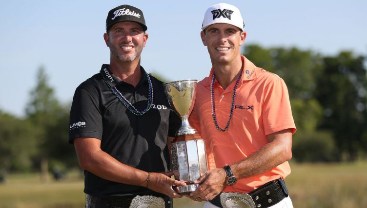 Horschel/Piercy Duo Win The Zurich Open