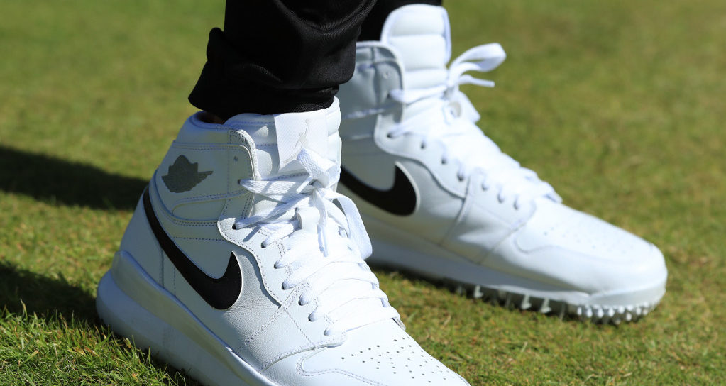 Jason Day shoes