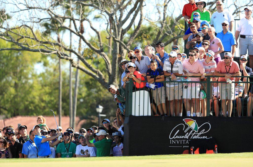 Arnold Palmer Invitational crowd