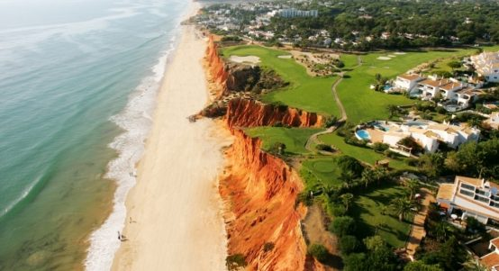 The Algarve - top golf holiday destination
