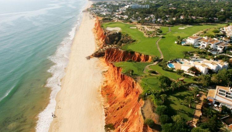 The Algarve - top golf holiday destination