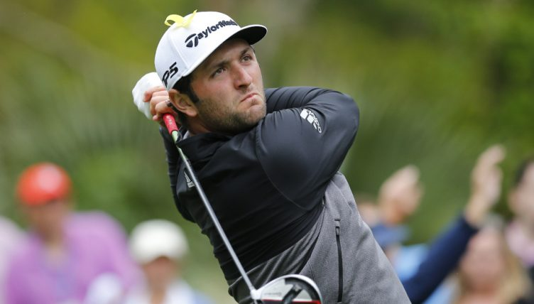 Jon Rahm swing