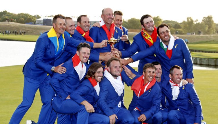 2020 Ryder Cup Teams.One Less Wildcard Pick For Team Europe In 2020 Ryder Cup