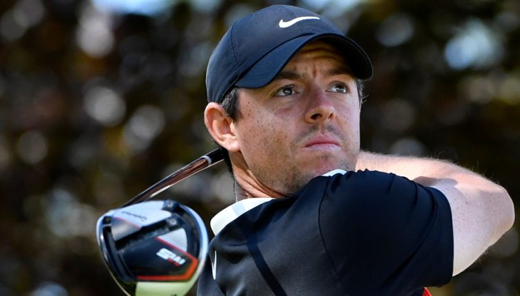 Rory McIlroy in Canada