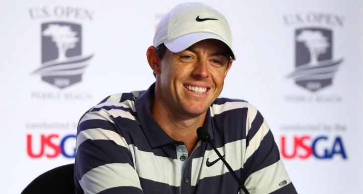 Golf star Rory McIlroy