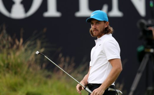 Tommy Fleetwood - Race to Dubai contention