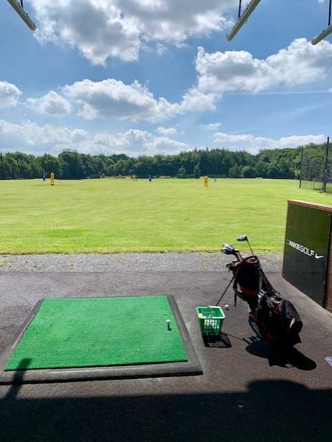 Oulton Hall golf range