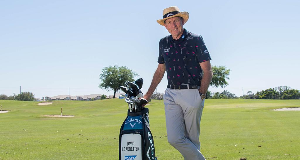 DavidLeadbetter golf