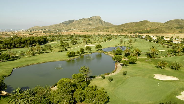 La Manga Club golf