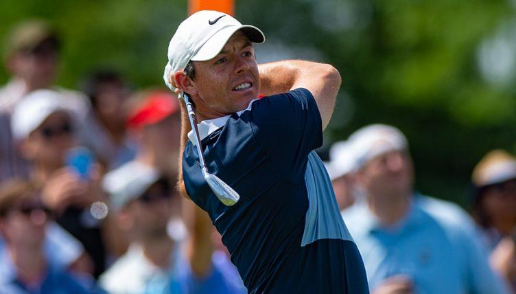 Rory McIlroy swing