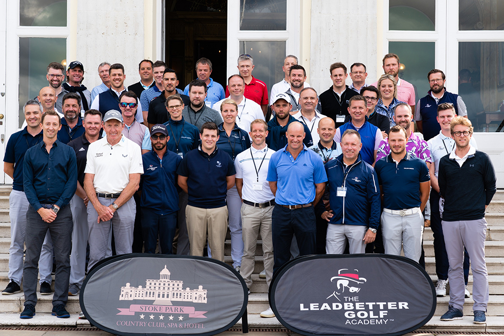 David Leadbetter University launch