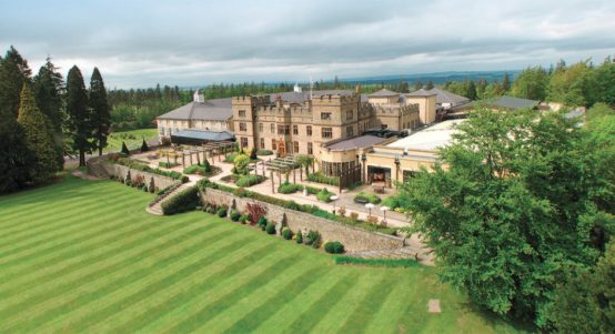 Slaley Hall golf holidays exterior