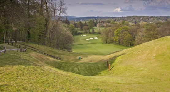 Tandridge golf course