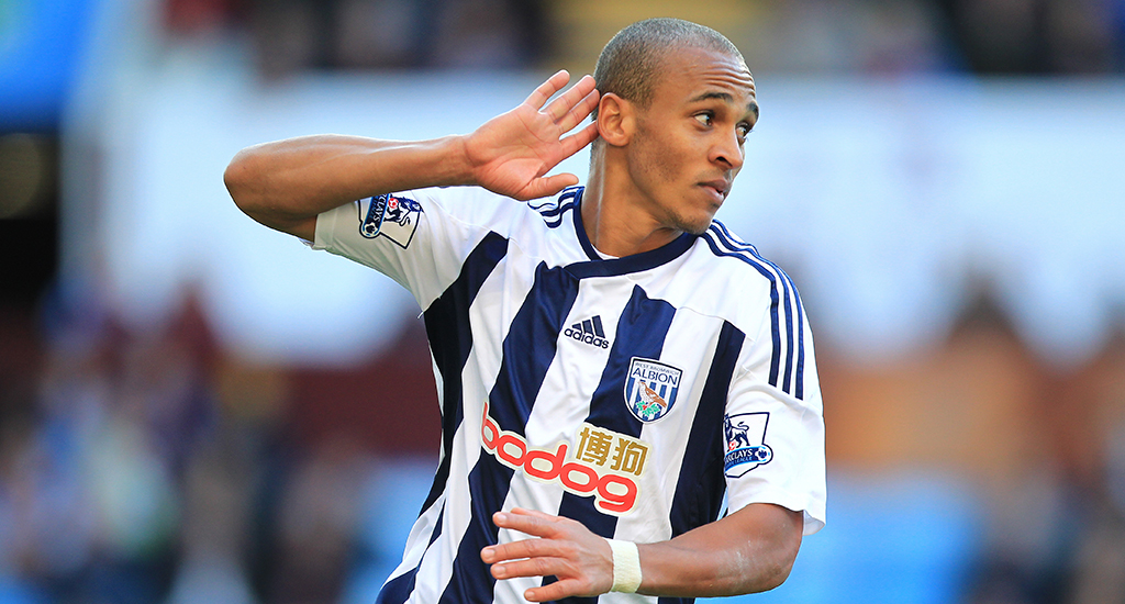 Peter Odemwingie West Brom