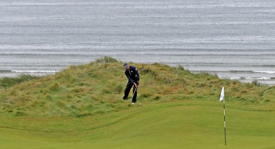 The Irish Open on European Tour