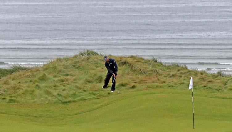 The Irish Open on European Tour