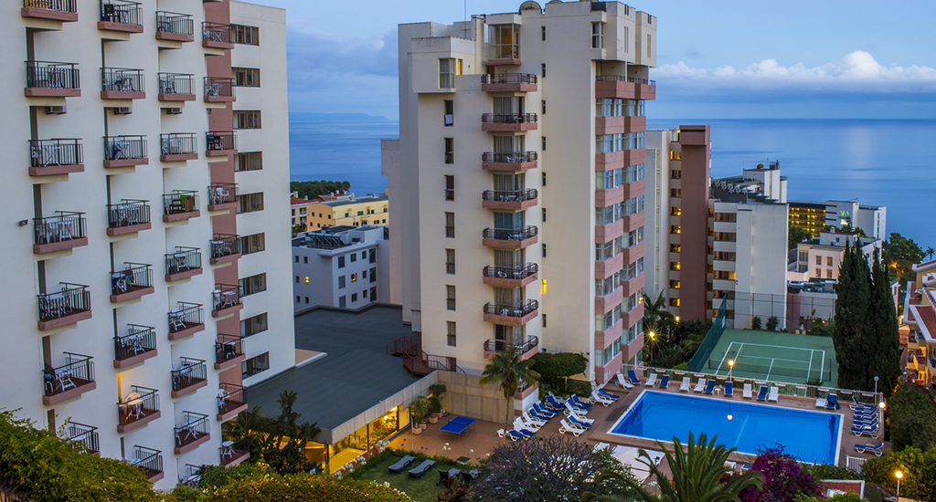 Hotel Mimosa Medeira gold holidays