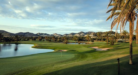 La Manga Club South Course - 11th hole