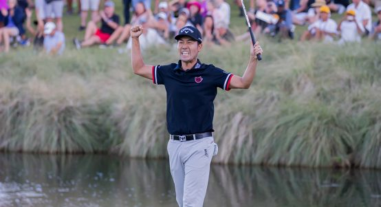 Kevin Na wins in Las Vegas