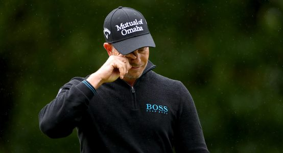 Henrik Stenson struggling for confidence