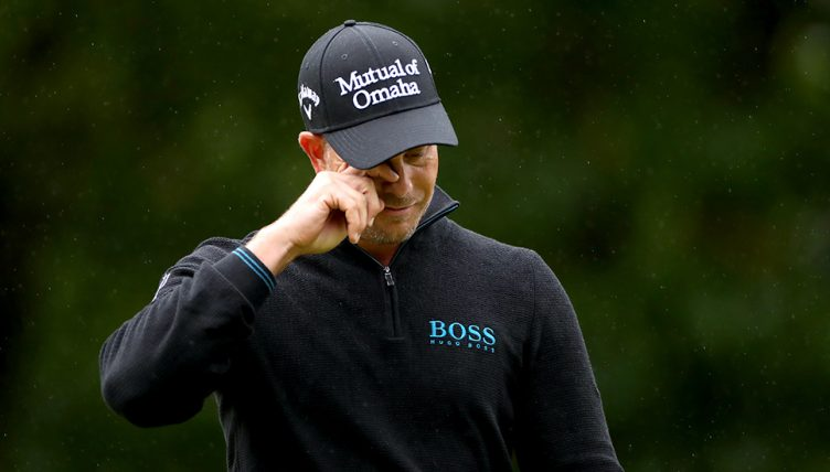 Henrik Stenson struggling for confidence