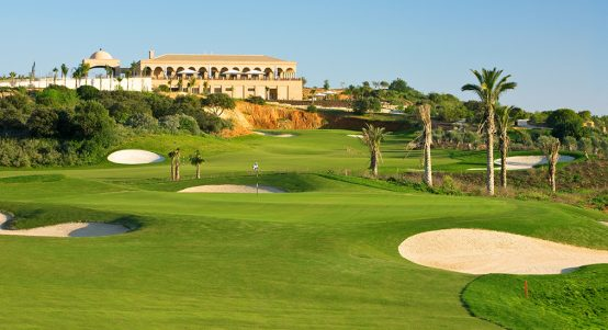 O'Connor course at Amendoeira Golf Resort