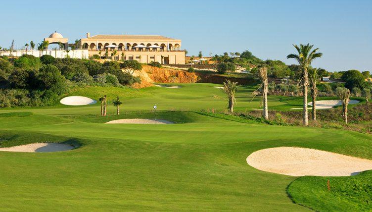 O'Connor course at Amendoeira Golf Resort