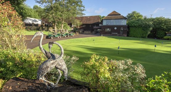Cranleigh golf clubhouse
