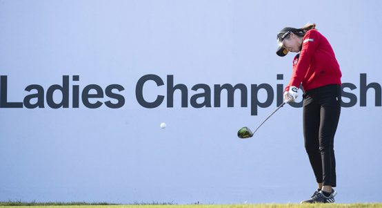 Ladies European Tour golf