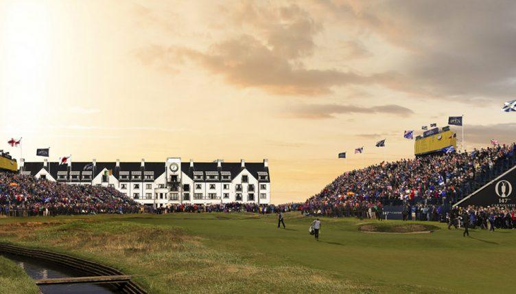 The Open Hero Carnoustie Golf Links
