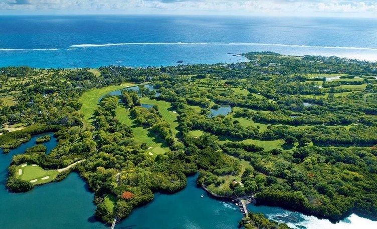 Indian Ocean golf