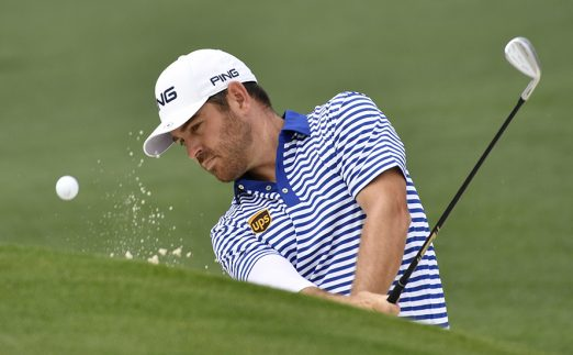 Louis Oosthuizen at Masters