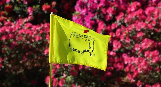 Masters flag