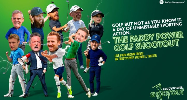 Paddy Power Golf Shootout
