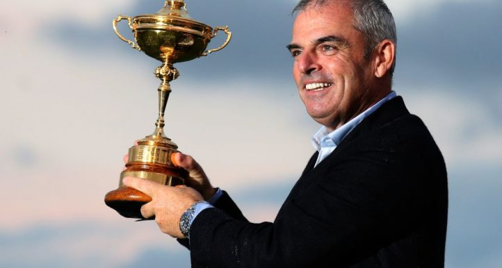 Paul McGinley Ryder Cup